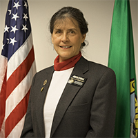 Commissioner Gillian Gregory