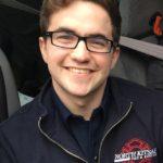 Firefighter Kaleb Murray