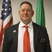 Commissioner Patrick Pearson