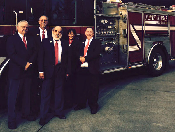 NKF&R Board of Fire Commissioners
