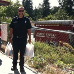 Help your firefighters win by bringing donations of non-perishable food to any staffed station.